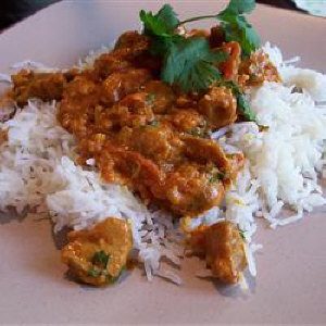 Indian Style Butter Chicken (Murgh Makhani)